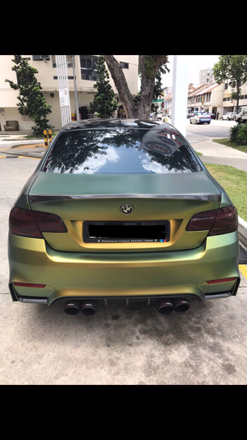 WTS: E92 335i Coupe Bodykit & M3 mirror & JB4 | BMW SG - Singapore