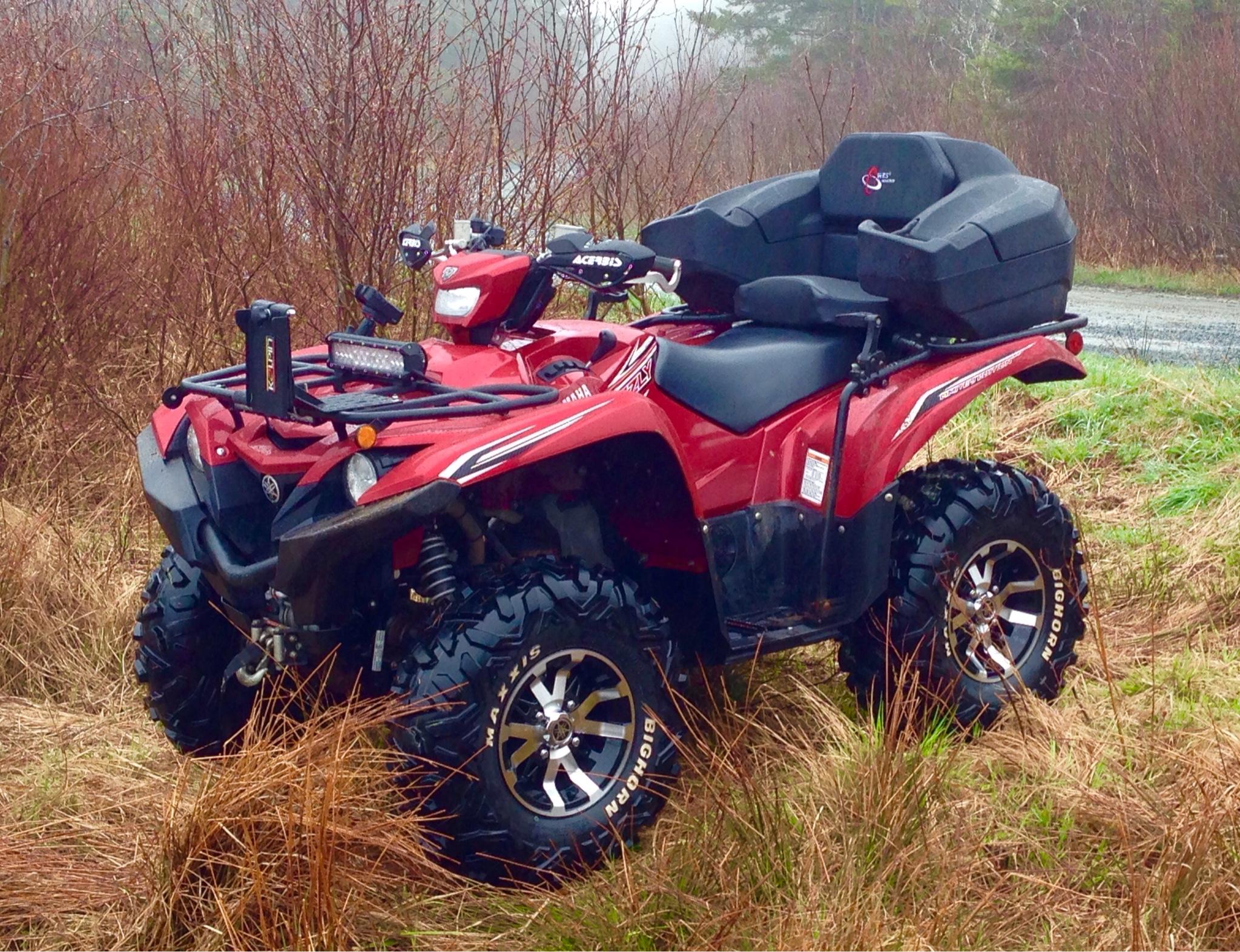 16 Griz SE wheels - Yamaha Grizzly ATV Forum