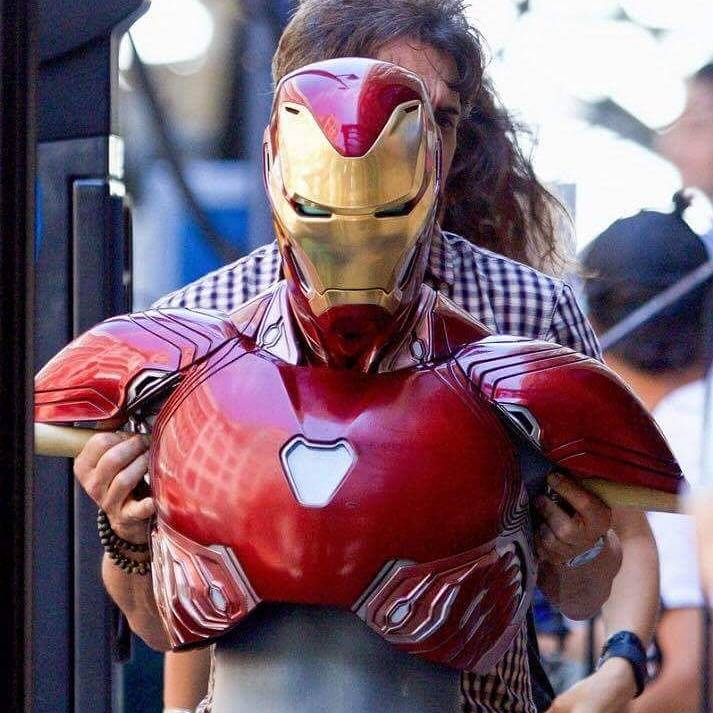Ironman Mk48 3d Print Infinity War