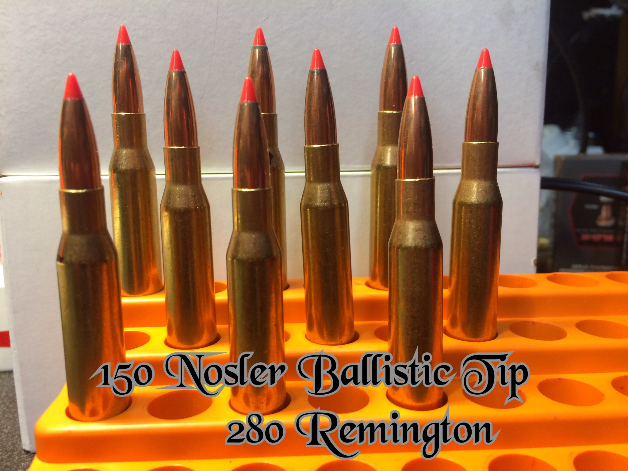 Nosler Reloading Forum • View topic - RL 22 280 Rem