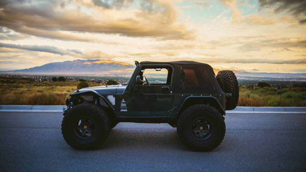 2003 Jeep TJ for Sale/Trade - American Expedition Vehicles ...