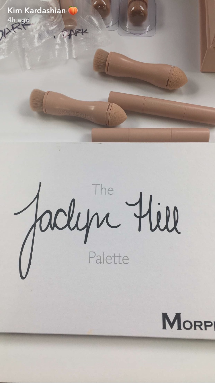 Jaclyn Hill Collabing With Kim K Lipstick Alley