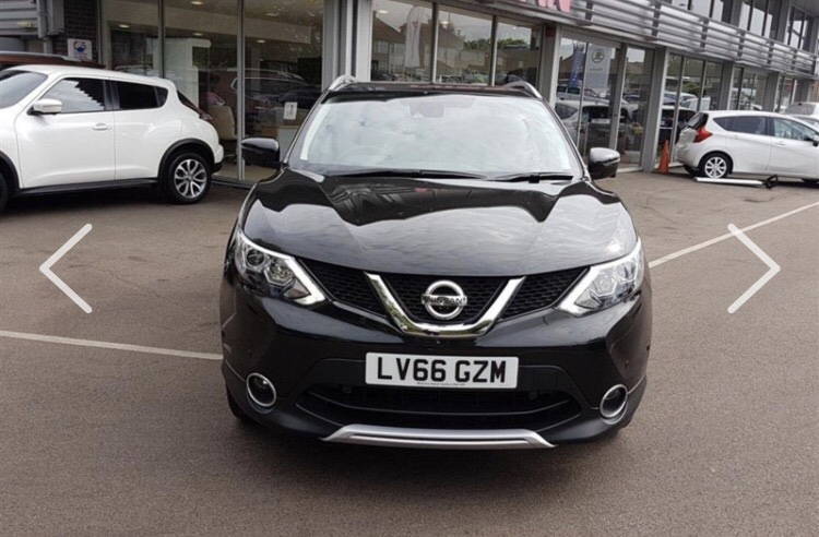 new to forum and owner of 2016 black edition 1.5dci - nissan qashqai