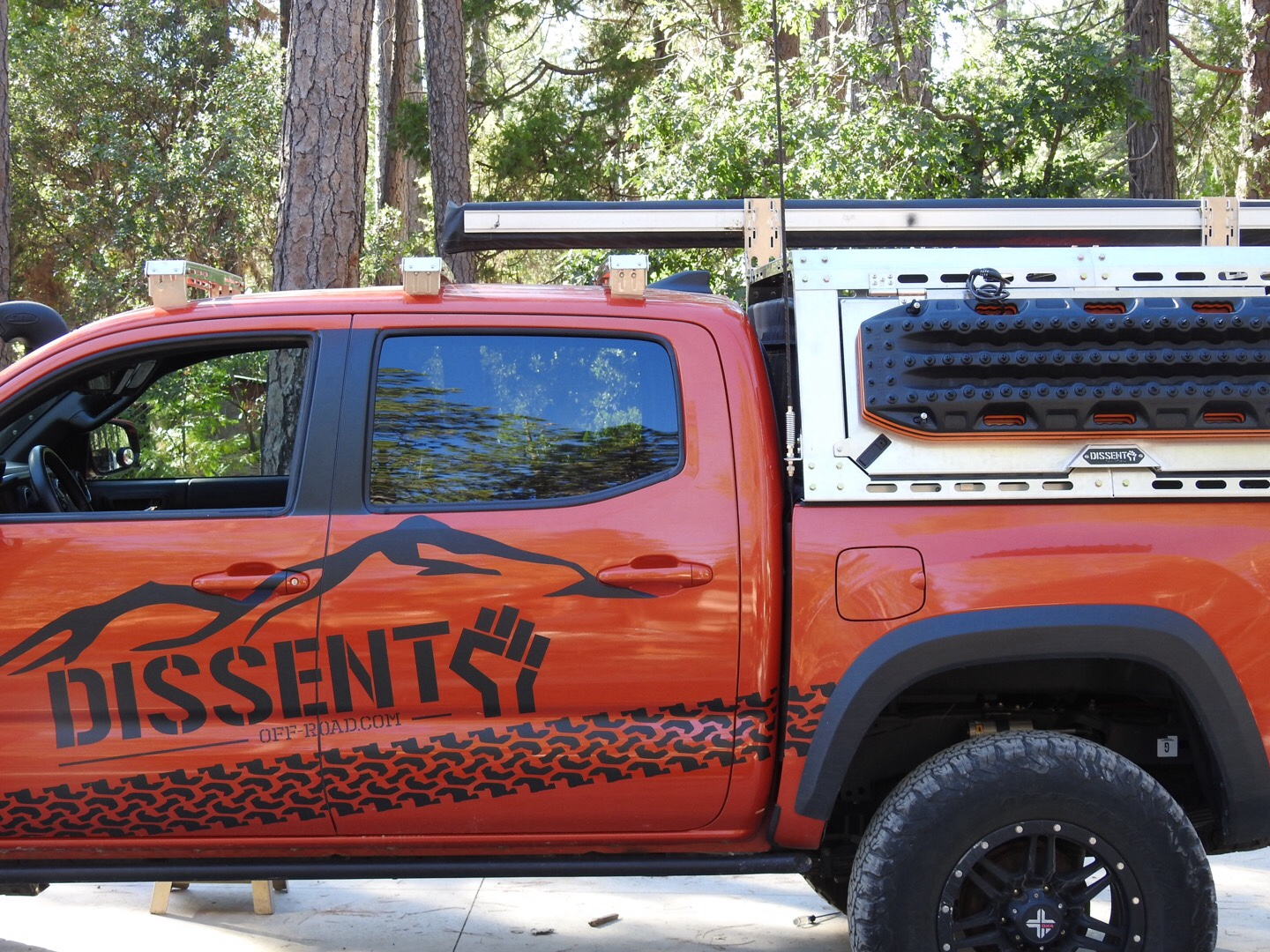 Dissent offroad 2016 Tacoma trd build  | Page 13 | Expedition Portal