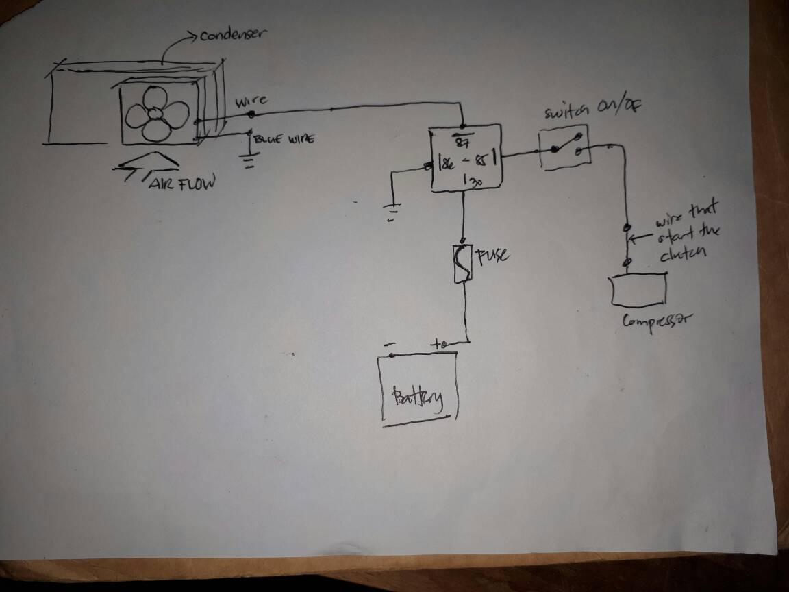 Extra Auxiliary Fan Page 2 Lang Wiring Diagram Hi Tsikoters Just Added Sa Hilander Ko Ito Setup Umandar Naman As How It Should Pa Advise Na Kung May Mali