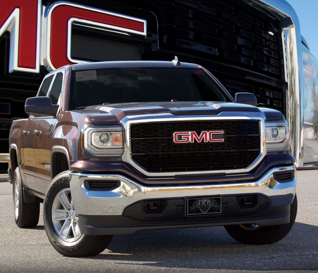2017 Gmc Sierra All Terrain X Grill Options Chevy Truck Forum Img