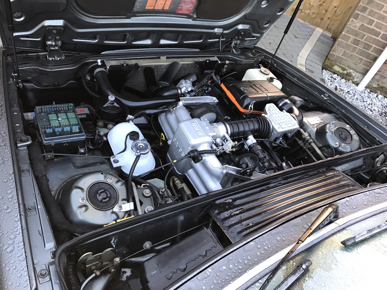1987 Bmw 635csi Euro Project Thread Page 3 E24 Engine Diagram Finally Got My Brand New Header Tank And Fitted It Really Sets The Bay Off Super Happy With How This Work Has Turned Out Should Keep Running