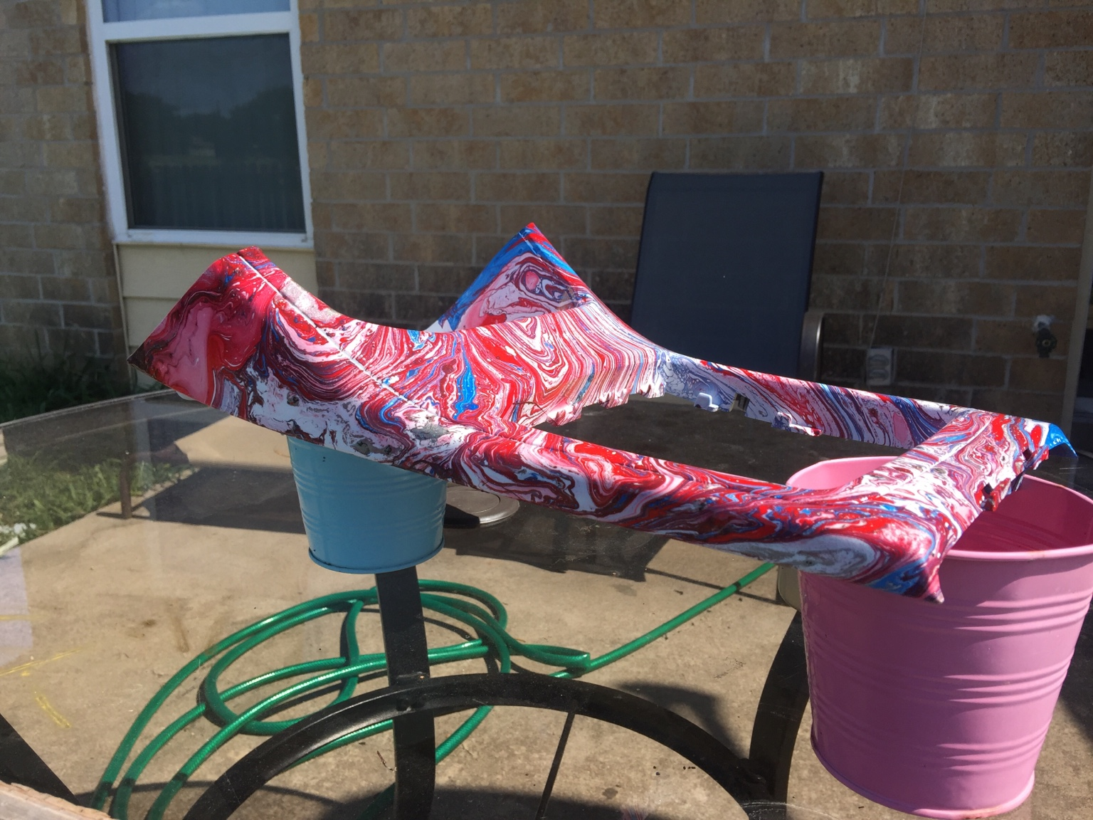 Hydro dip with spray paint - NASIOC