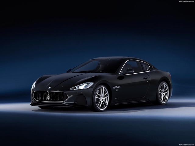 2018 Maserati Granturismo Grancabrio Mybroadband