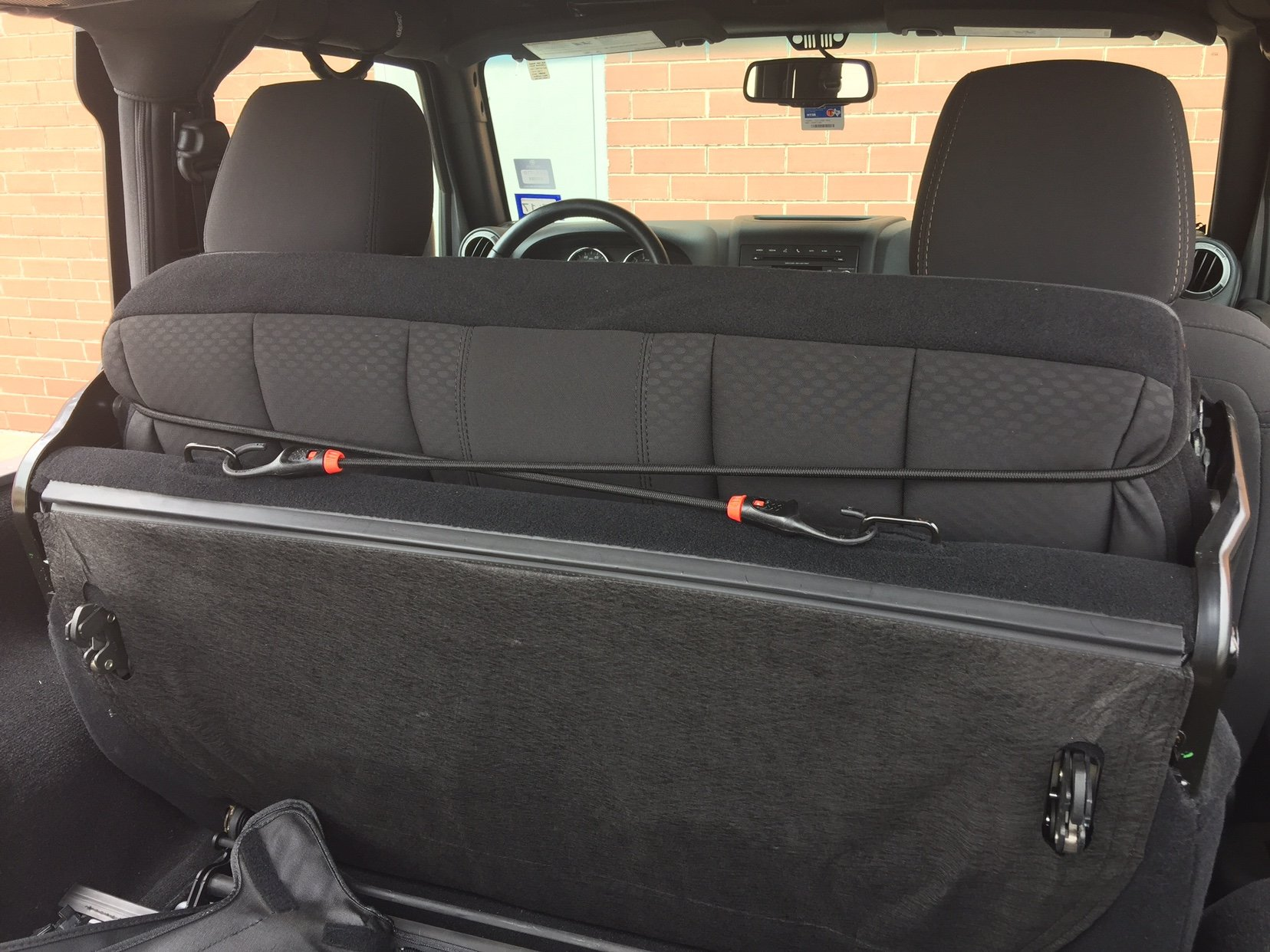 Jeep Wrangler Seat Covers >> How many JK owners remove the rear seat? - Jeep Wrangler Forum