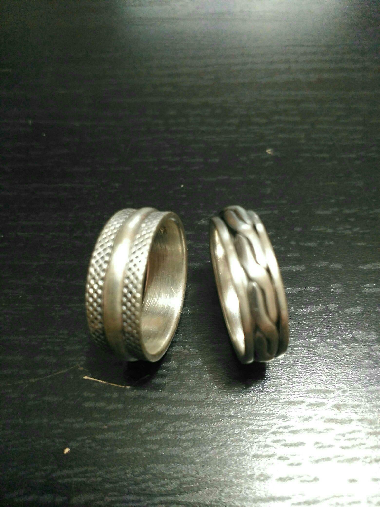 39792cca5105 Vendo Vendo pulsera y dos anillos de plata. - Foro de Compraventa ...