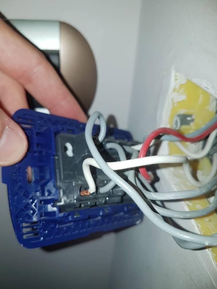 Come faccio a collegare due luci a un interruttore