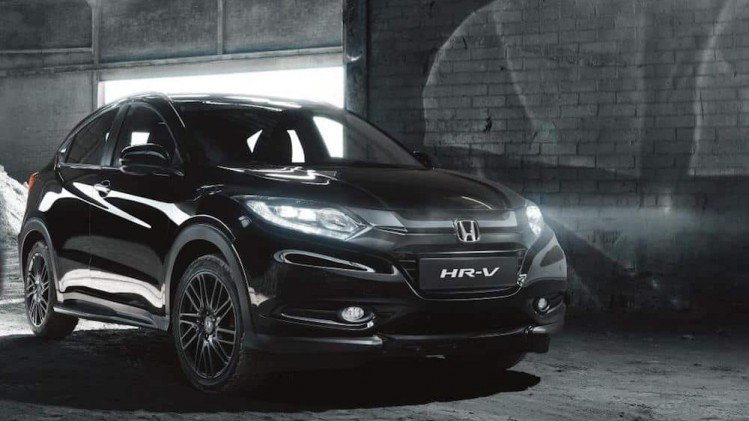 2016 Honda Hr V 1 5 And 1 8 Cvt Page 29