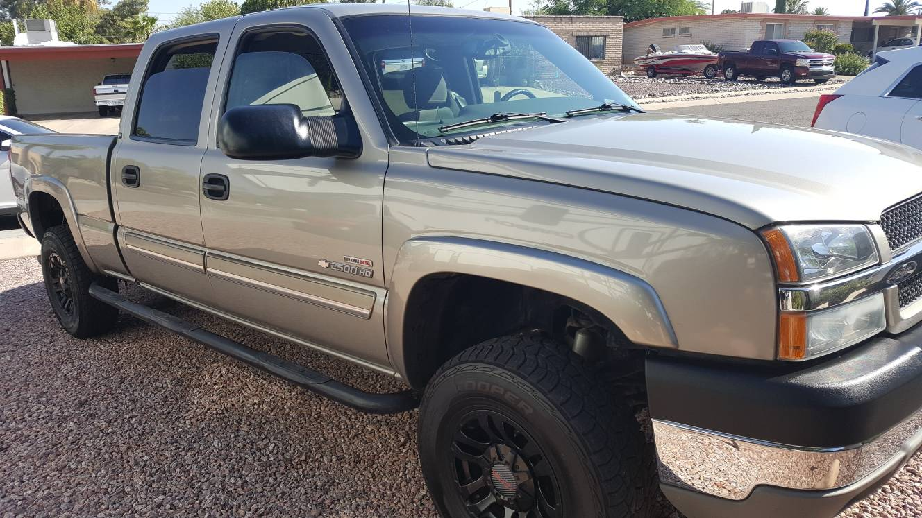 2003 EGR code - Chevy and GMC Duramax Diesel Forum