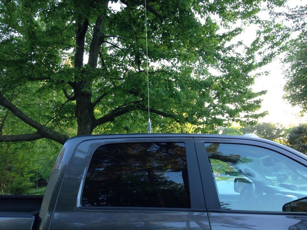Cb Antenna Mount Location Dodge Ram Forum Dodge Truck