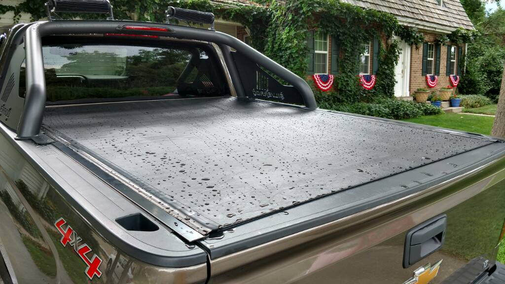 Gmc Sierra Bed Cover >> Bed cover with sport bar? - Page 11 - 2014 - 2018 Chevy Silverado & GMC Sierra - GM-Trucks.com
