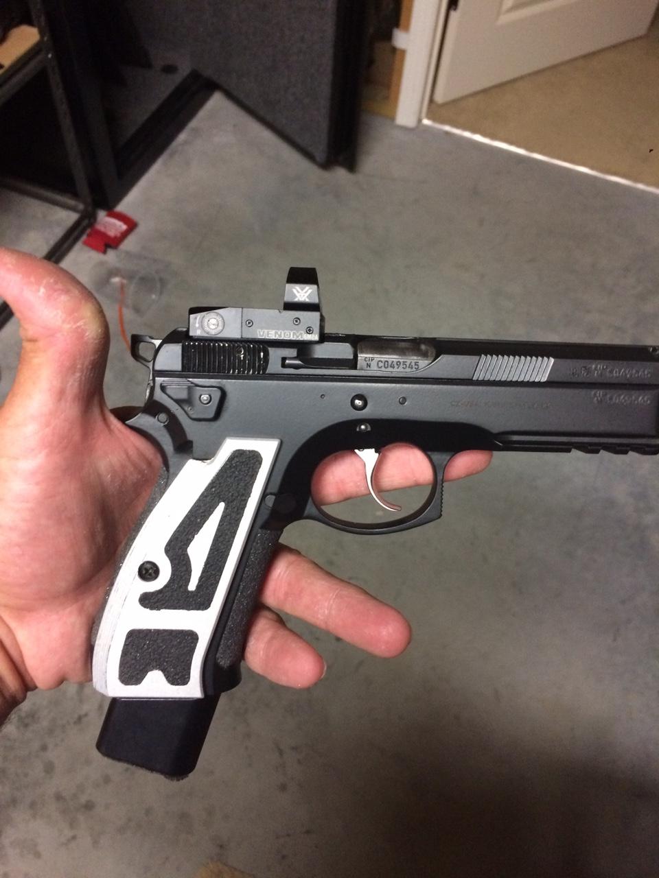 New Carry Optic Blaster