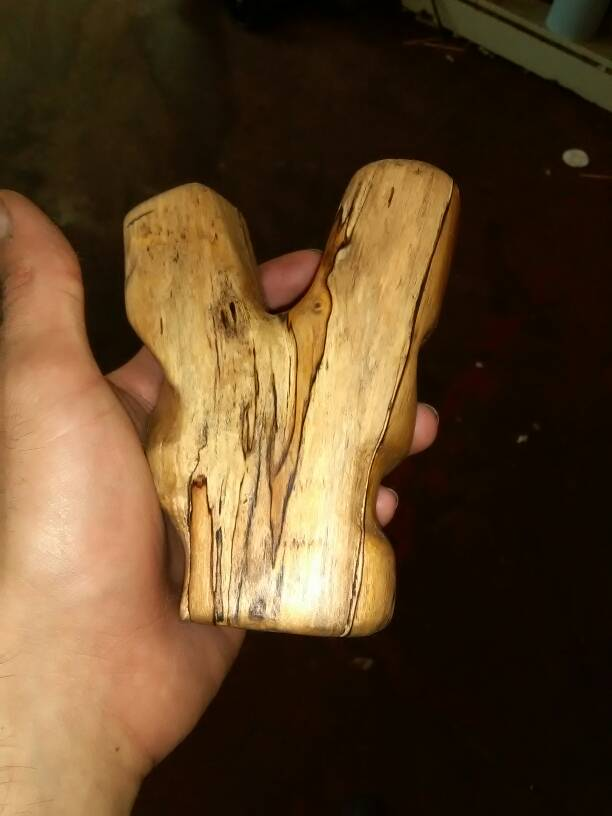 Spalted natural - Show off your homemades!