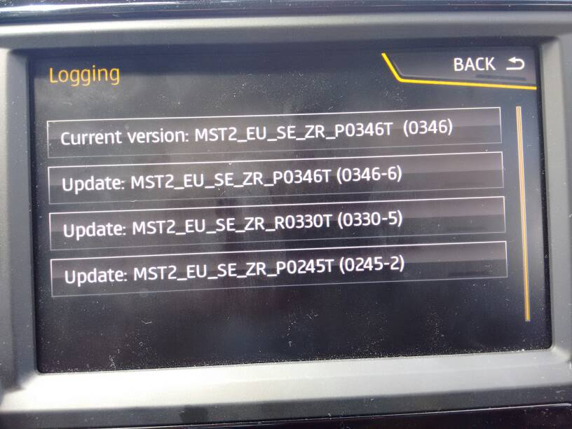 SW update for MIB2 infotainment system? | Page 7 | SEATCupra