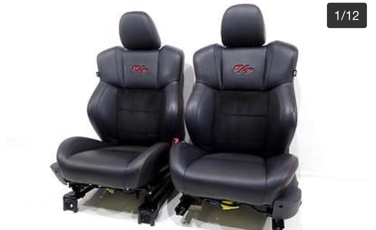 2006 Dodge Charger Rt Seats Swap