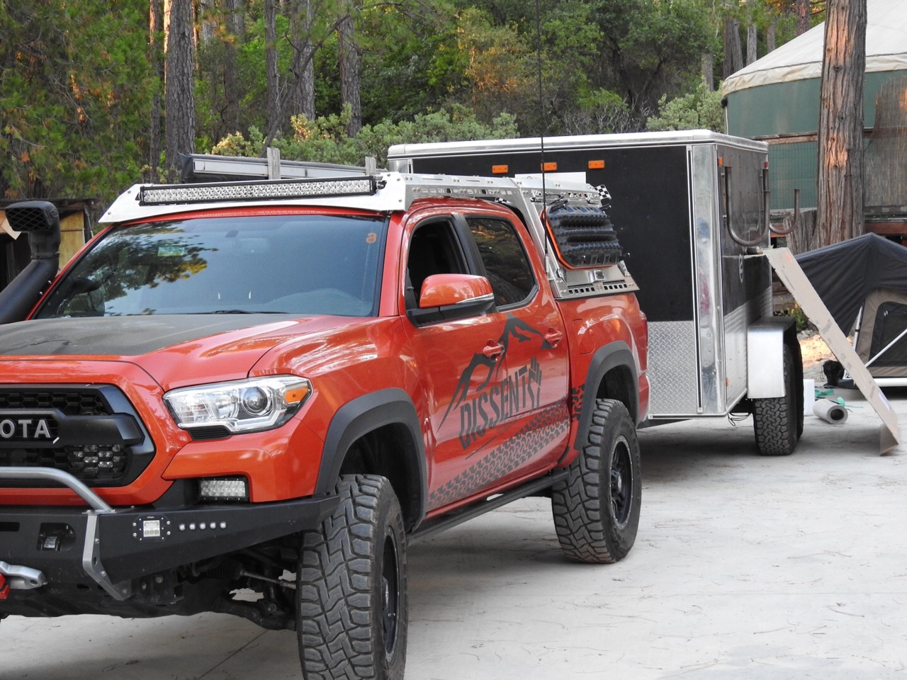 Dissent offroad 2016 Tacoma trd build  | Page 13
