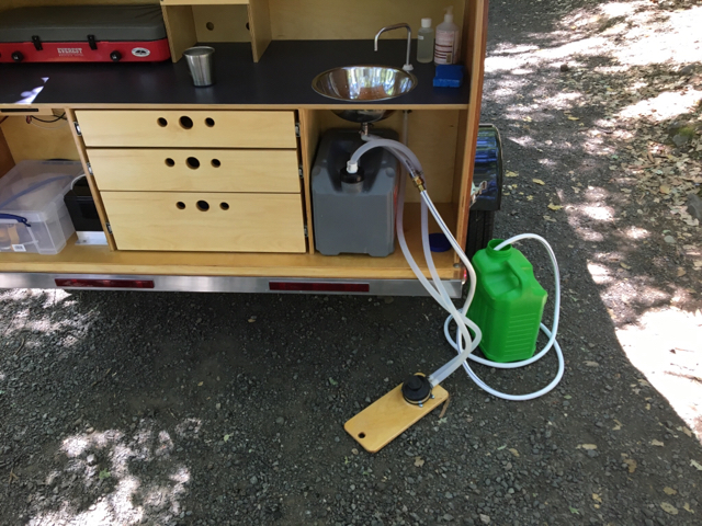 Teardrops n Tiny Travel Trailers • View topic - Hand pump faucet