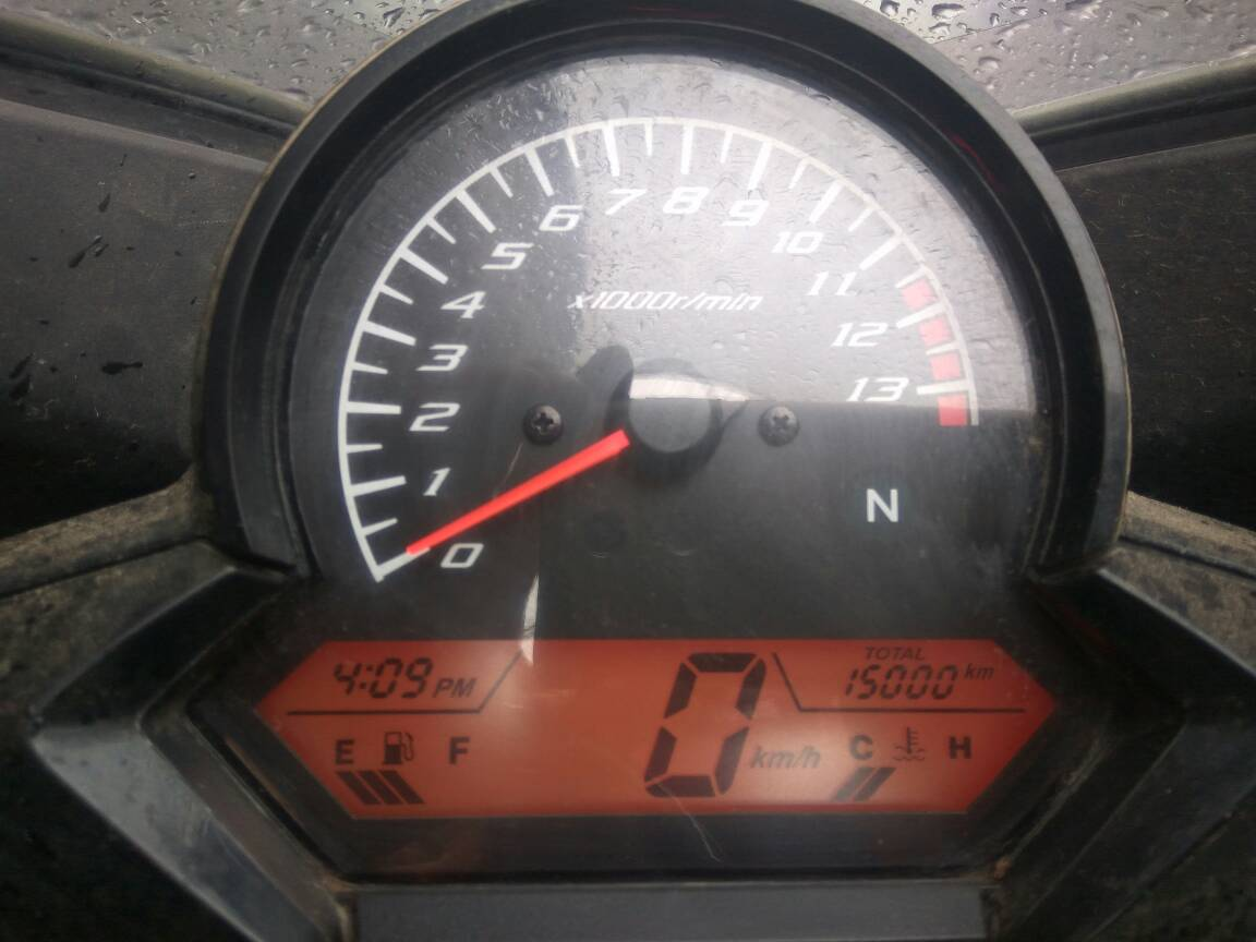 Honda CBR 150 R - Page 414