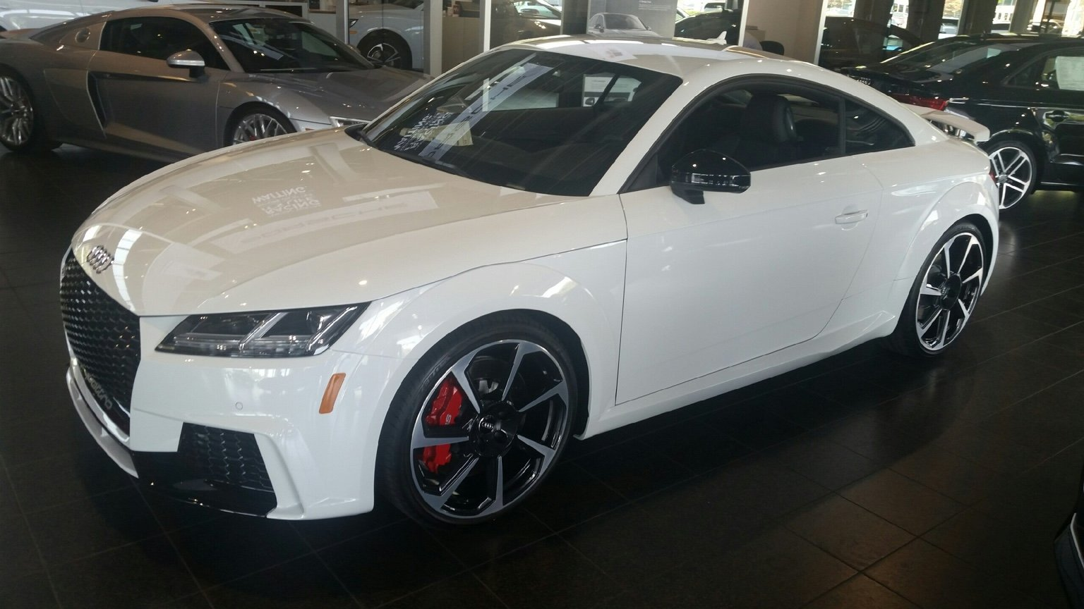 Lusky S 2018 Ttrs Build