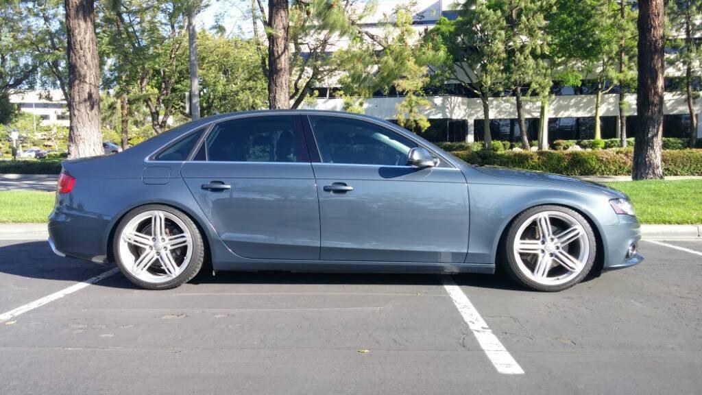 Audi A5 Wheels On A Audi A4 Audi Sport Net