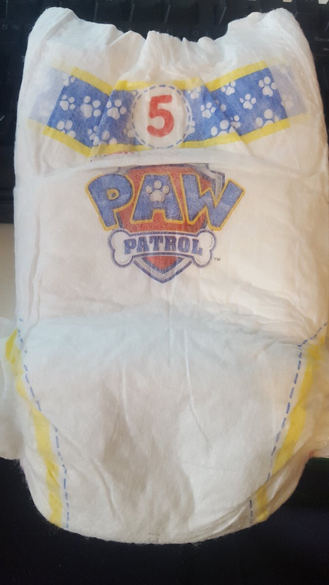 Excellent Paw patrol Training pants!! (u.k. only it seems) RC49