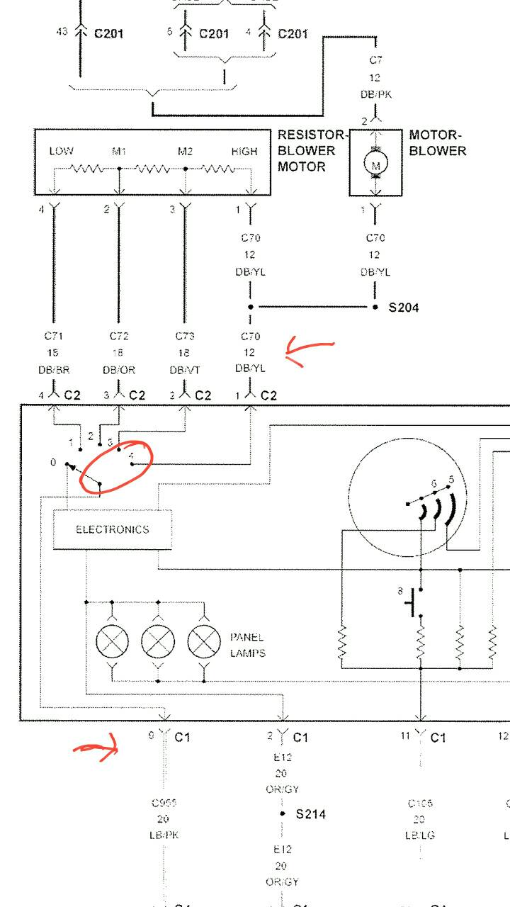 My Heater Ac Air Blower Fan Is Not Working Jeep Patriot Forums Wiring Schematic Sent From Sm N910v Using Tapatalk