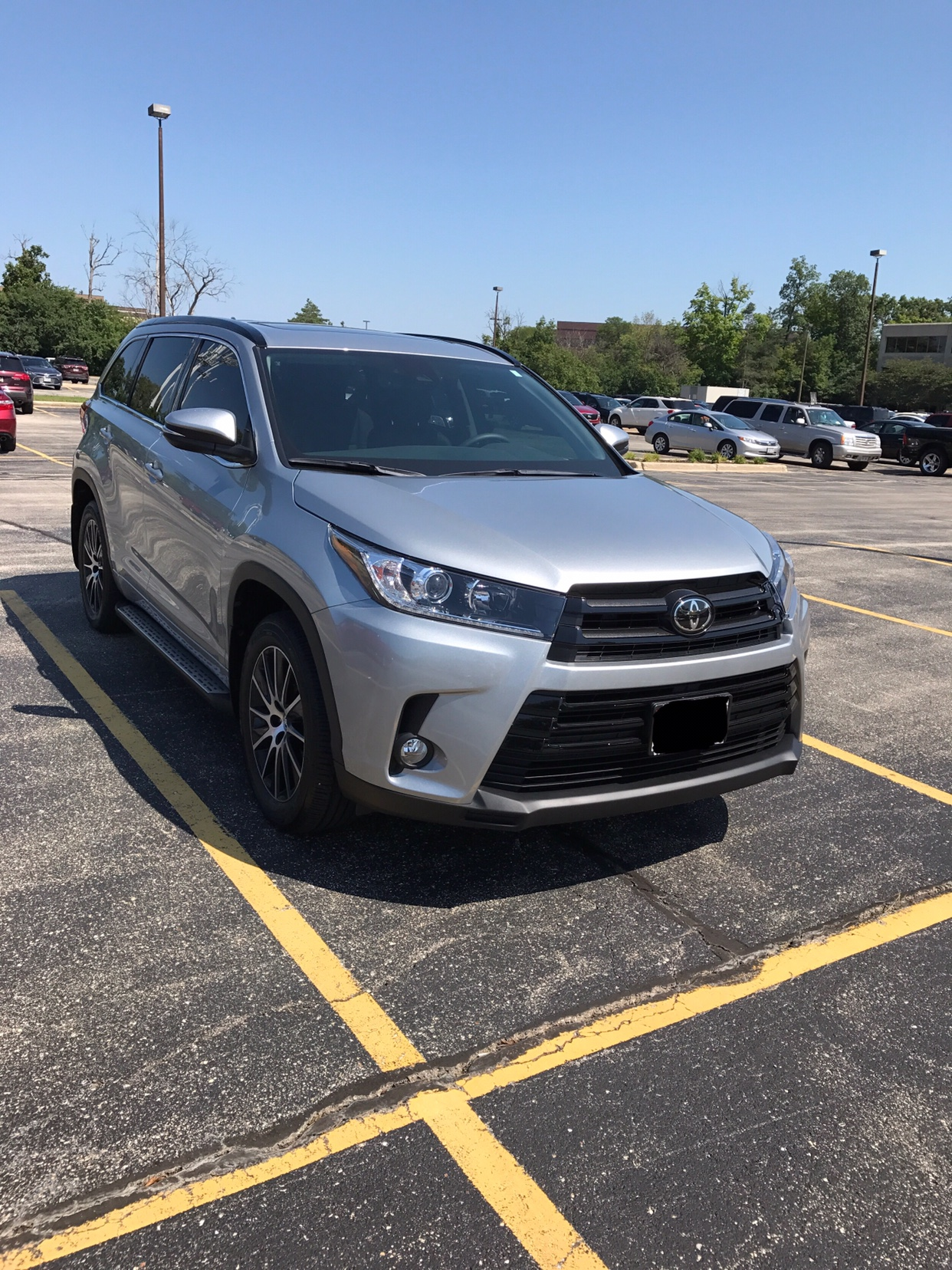 17 highlander se who uses the stop start feature toyota nation rh toyotanation com