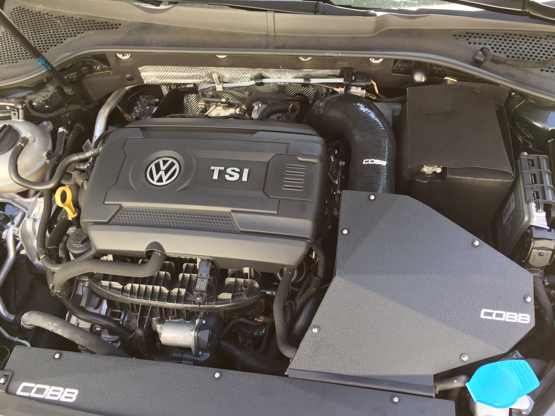 Mk7 Cobb cold air intake w/Cobb stage 1+ tune - GOLFMK7 - VW