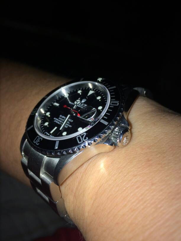 Crystal on TC sub - how to spot gen? - Replica Watch Info
