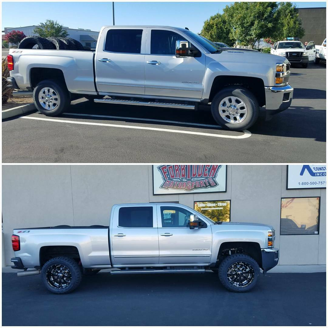 Leveled 2015+ thread - Page 94 - Chevy and GMC Duramax Diesel Forum