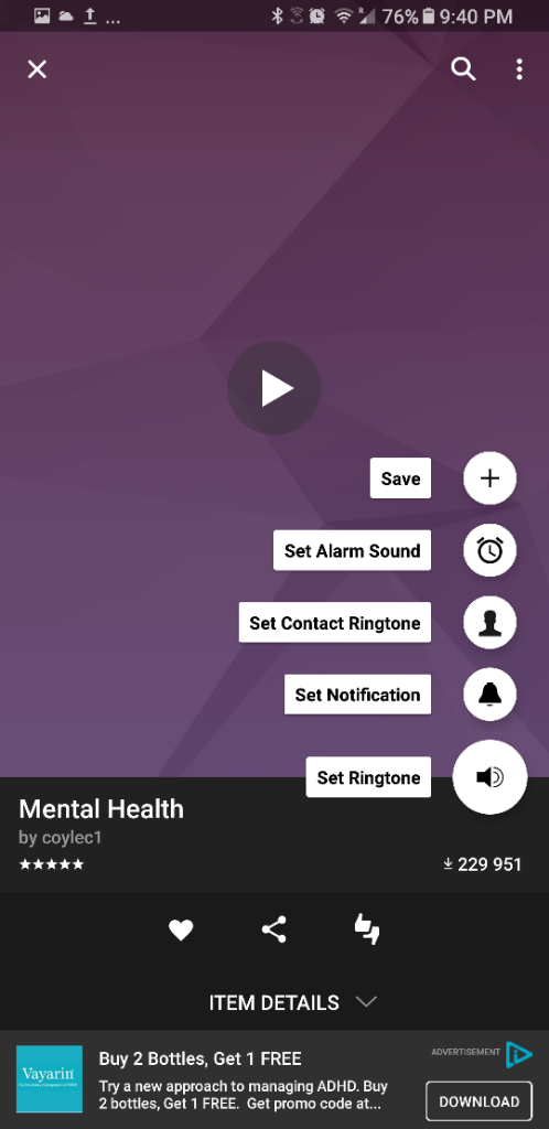 notification sounds download