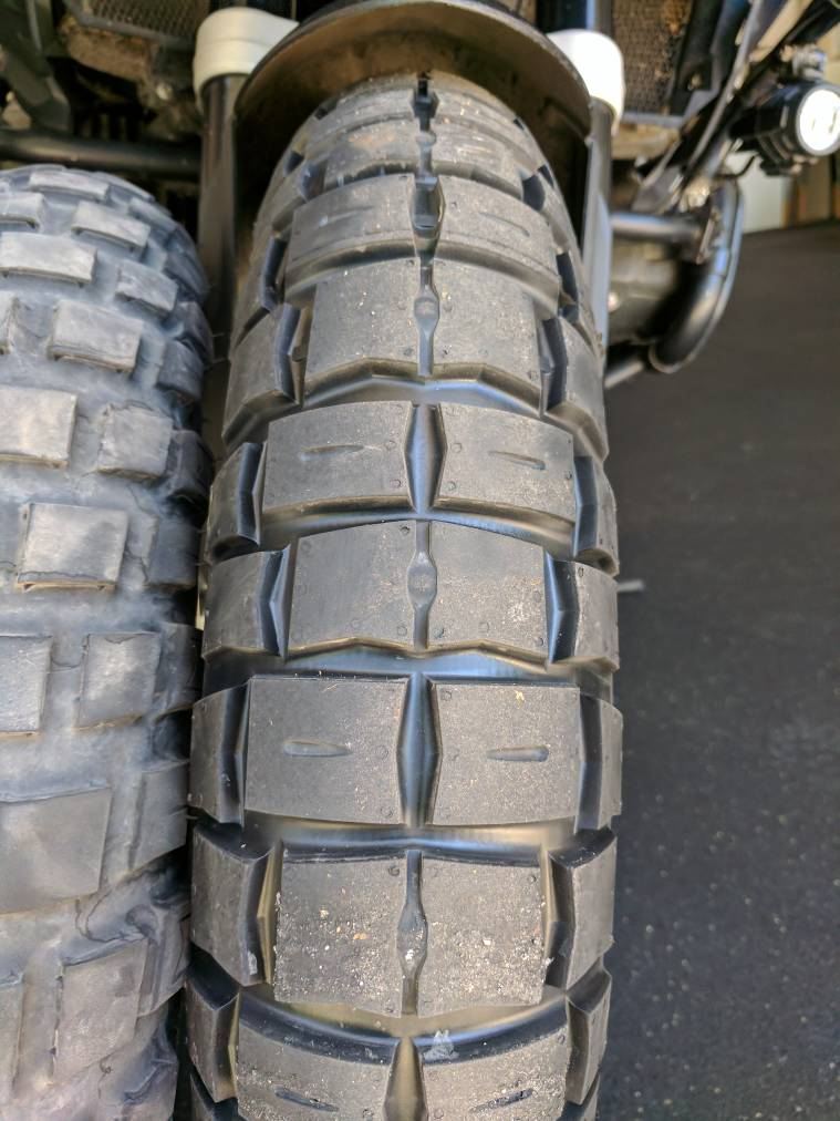 Avon Motorcycle Tires >> Pirelli scorpion rally STR | Adventure Rider