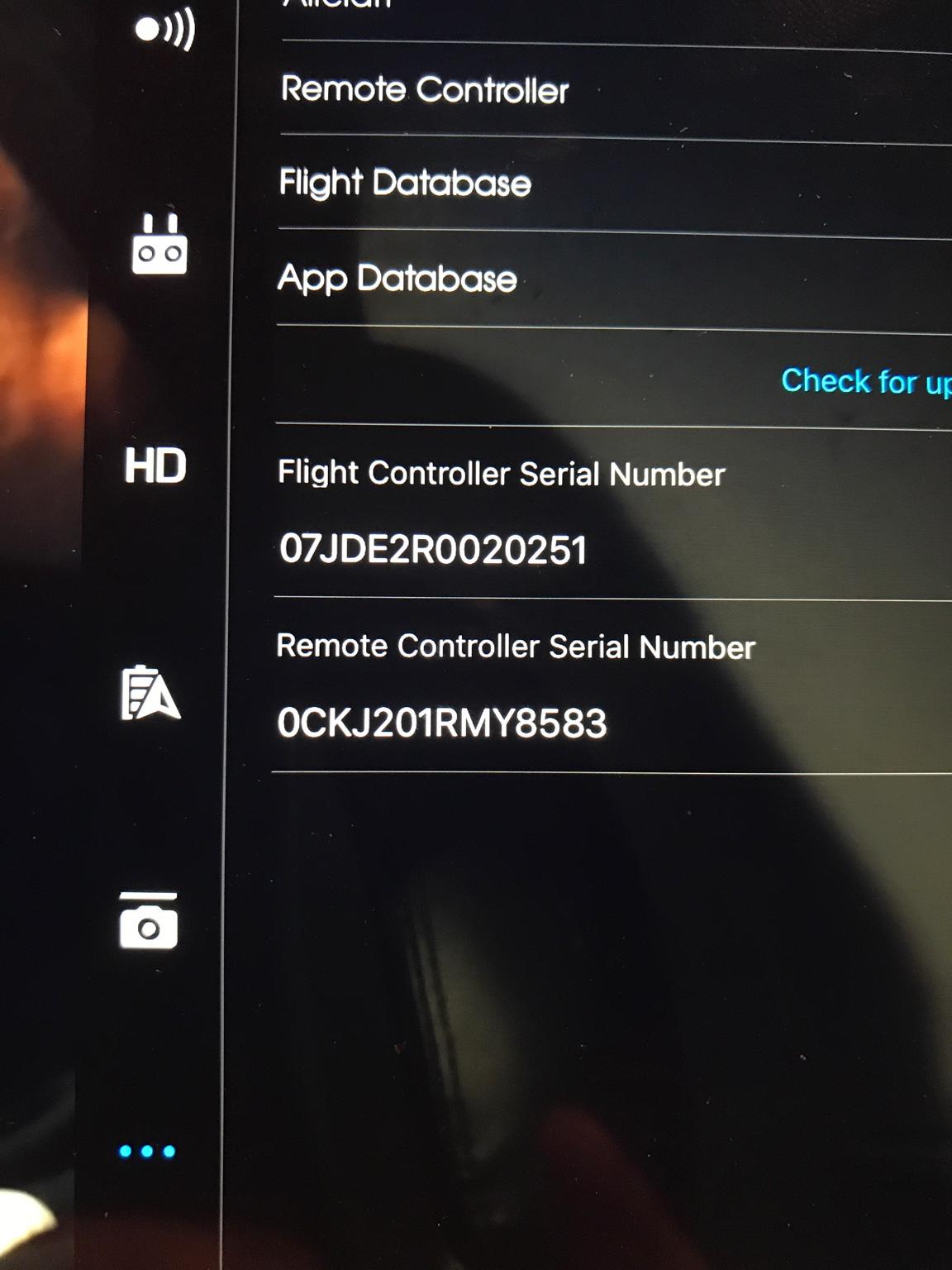 Flight controller remote controller? | DJI Phantom Drone Forum