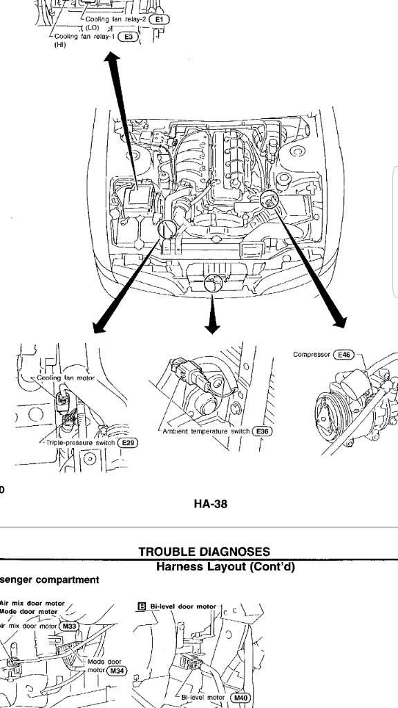 Help with condensor fan wiring - Zilvia.net Forums | Nissan 240SX (Silvia)  and Z (Fairlady) Car ForumZilvia.net Forums
