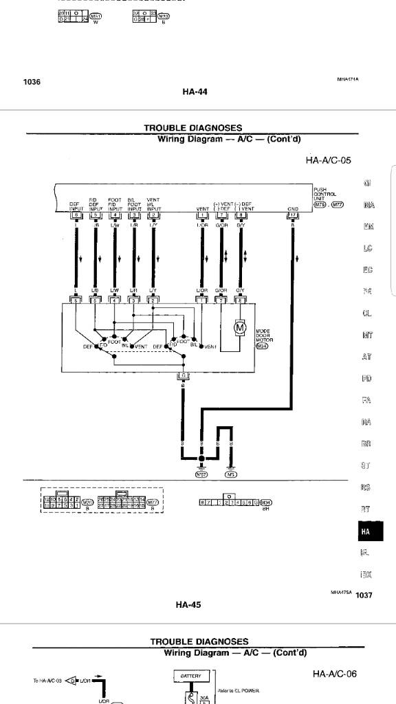 Help With Condensor Fan Wiring