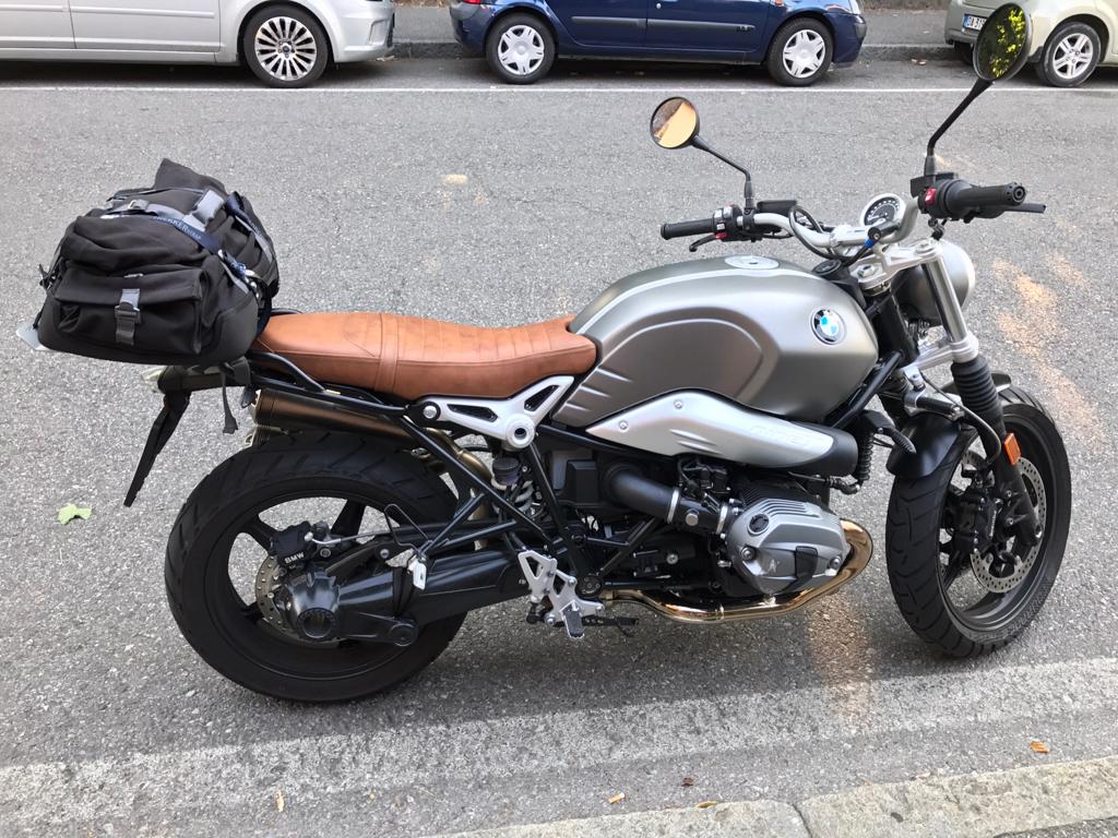 35ffa08bde borse laterali bmw scrambler [Archivio] - Quellidellelica Forum BMW moto il  più grande forum italiano non ufficiale
