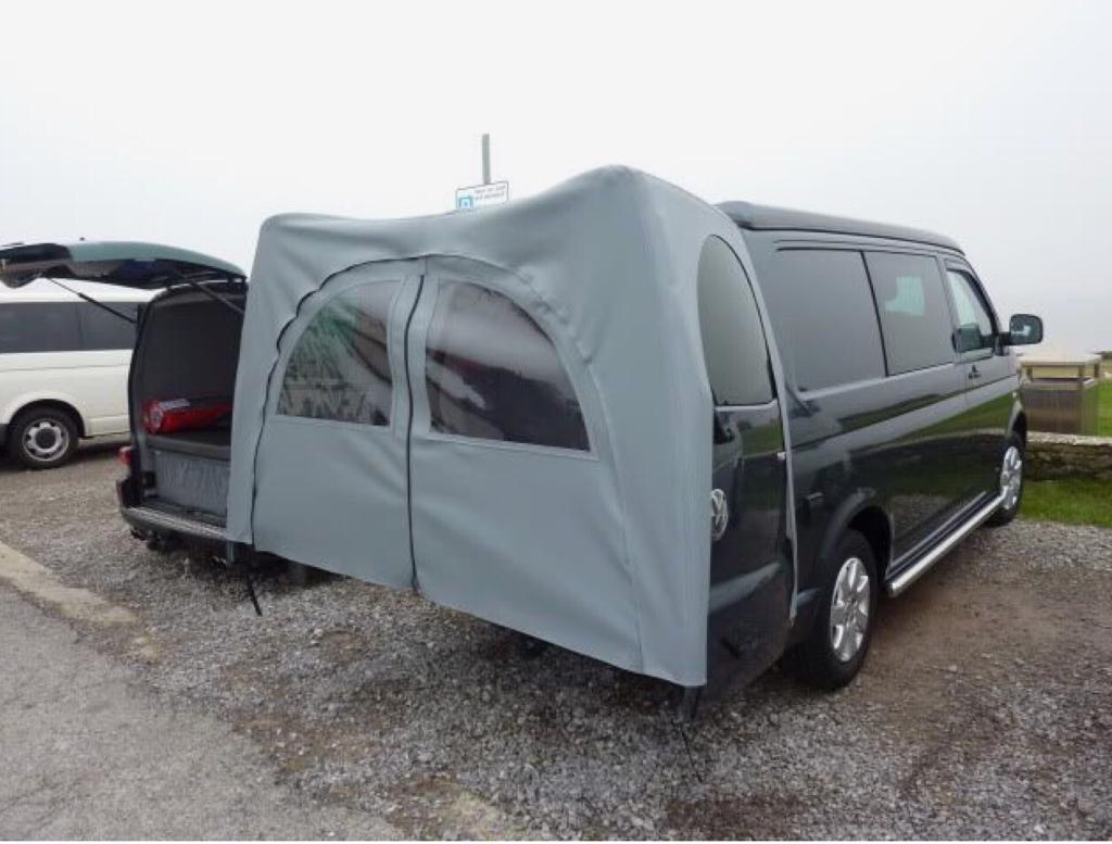 Rear canopy for sprinter barn doors - Sprinter-Forum