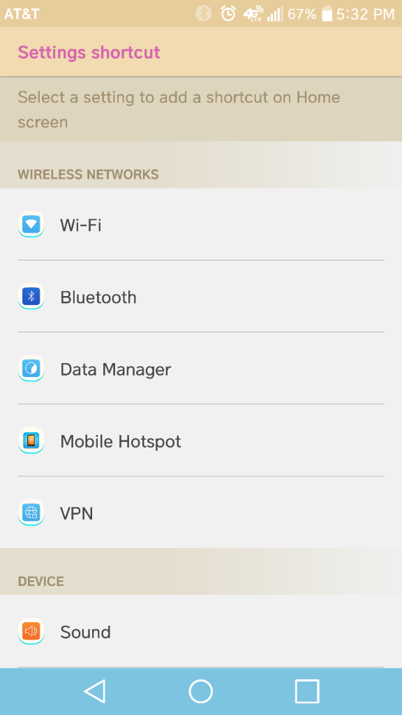 How to add Hotspot icon to nav bar? - Android Forums at