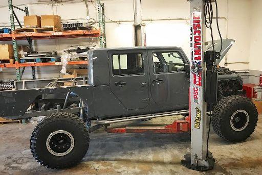2014 Jeep Wrangler Unlimited Rubicon >> Eve Trailing arm Jk suspension