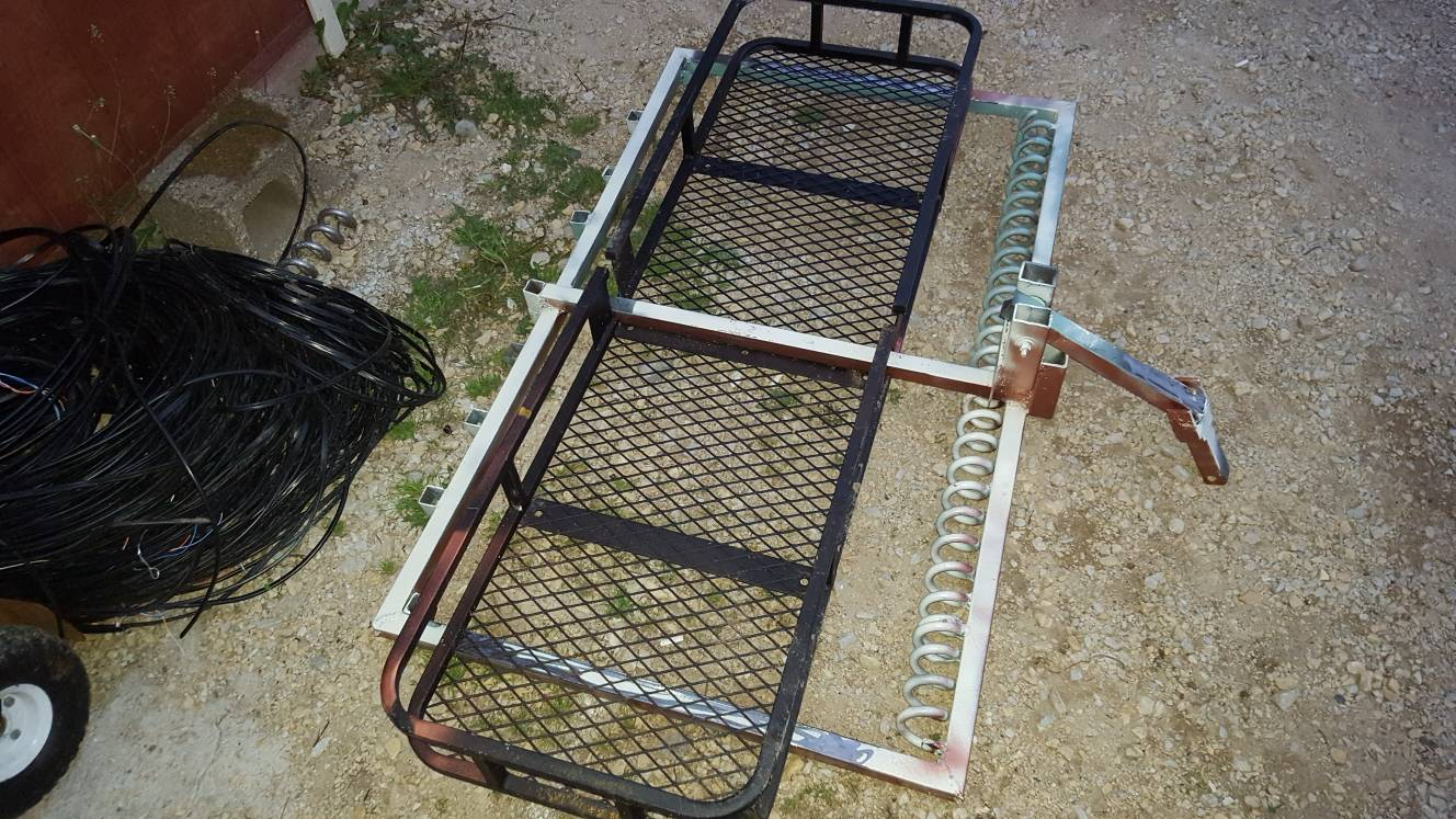 Any DIY ATV trenchers/ditch diggers out there? - The Garage Journal