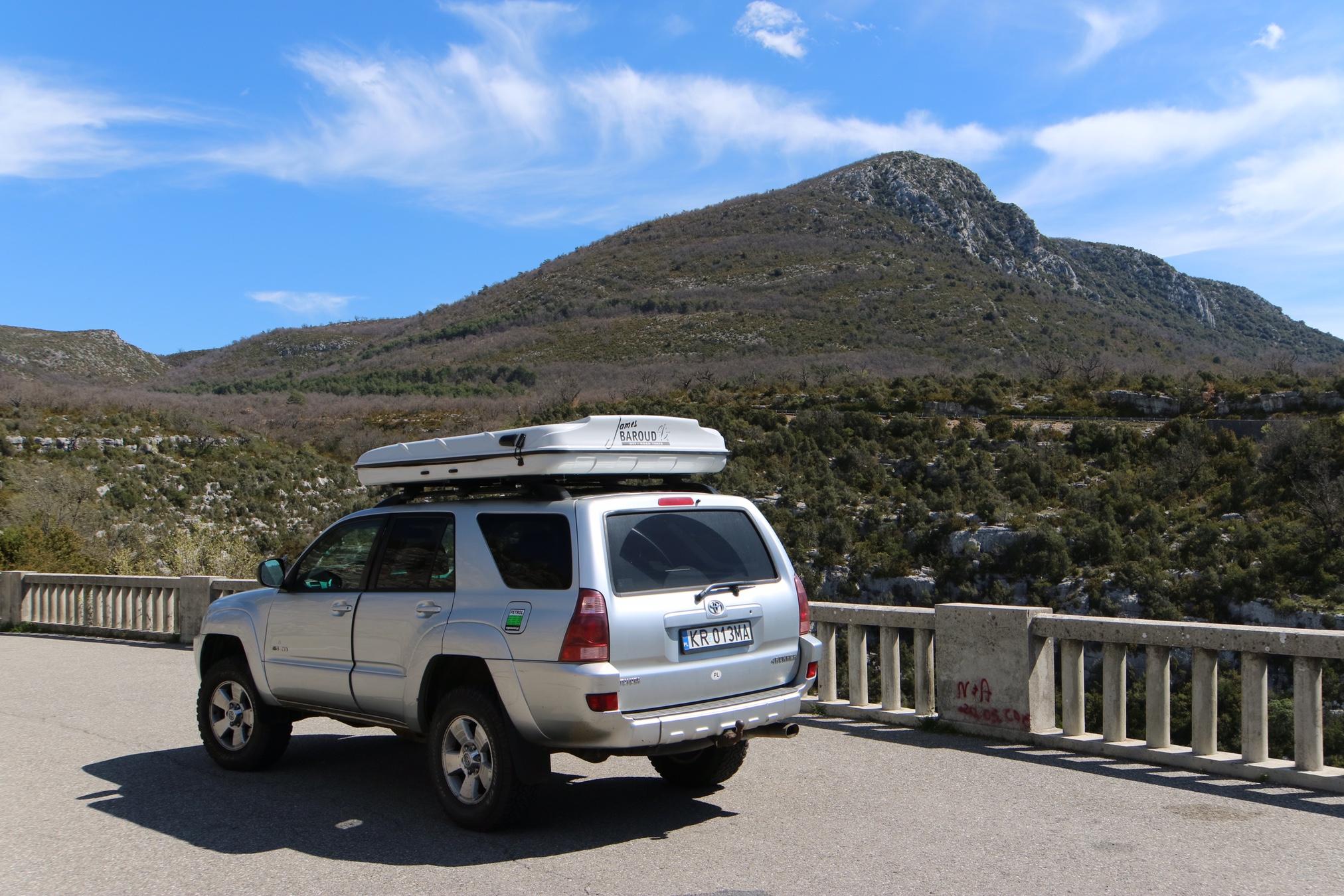 Namiot na dach auta [Archiwum] Africa Twin Forum POLAND