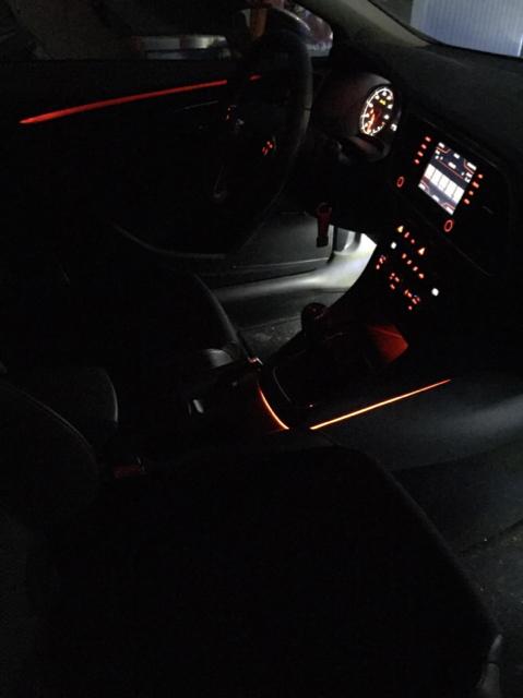 Brico como instalar luz ambiente en cajon portaobjetos - Luces de ambiente ...
