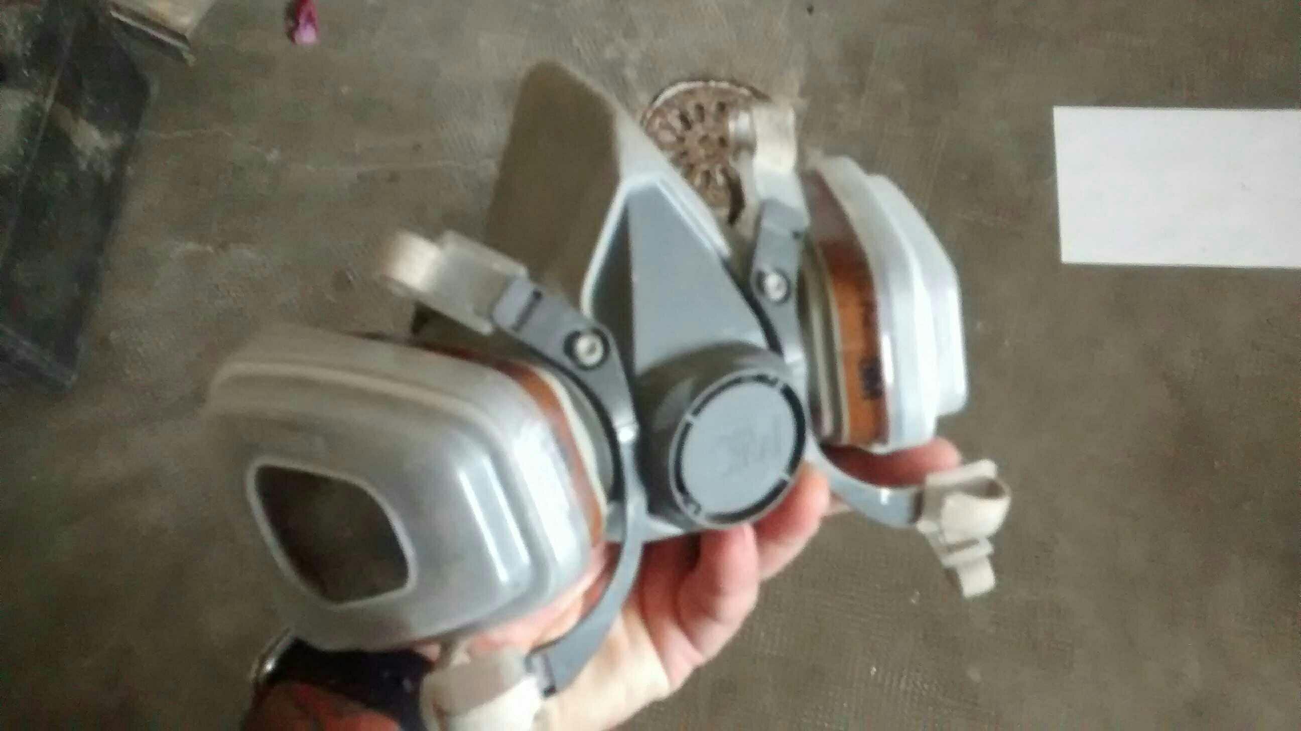 Masque De Protection Usinages