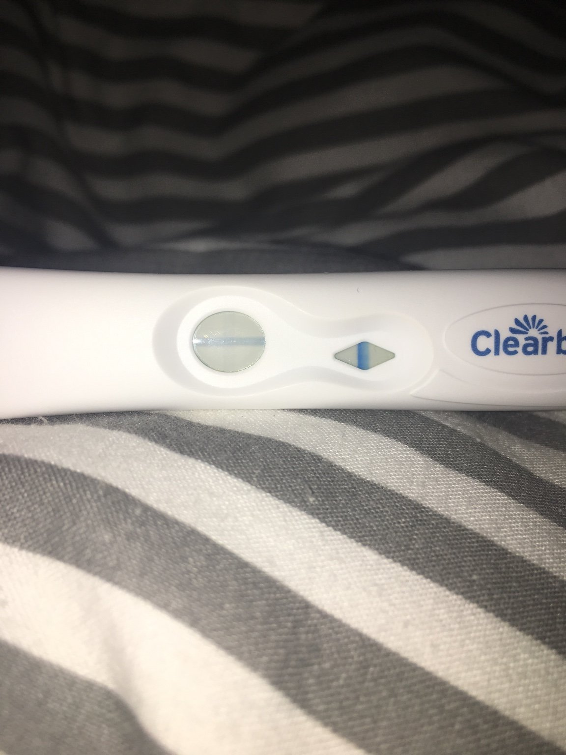 Tesco Pregnancy Test Negative Clear Blue Positive Pregnancy Test