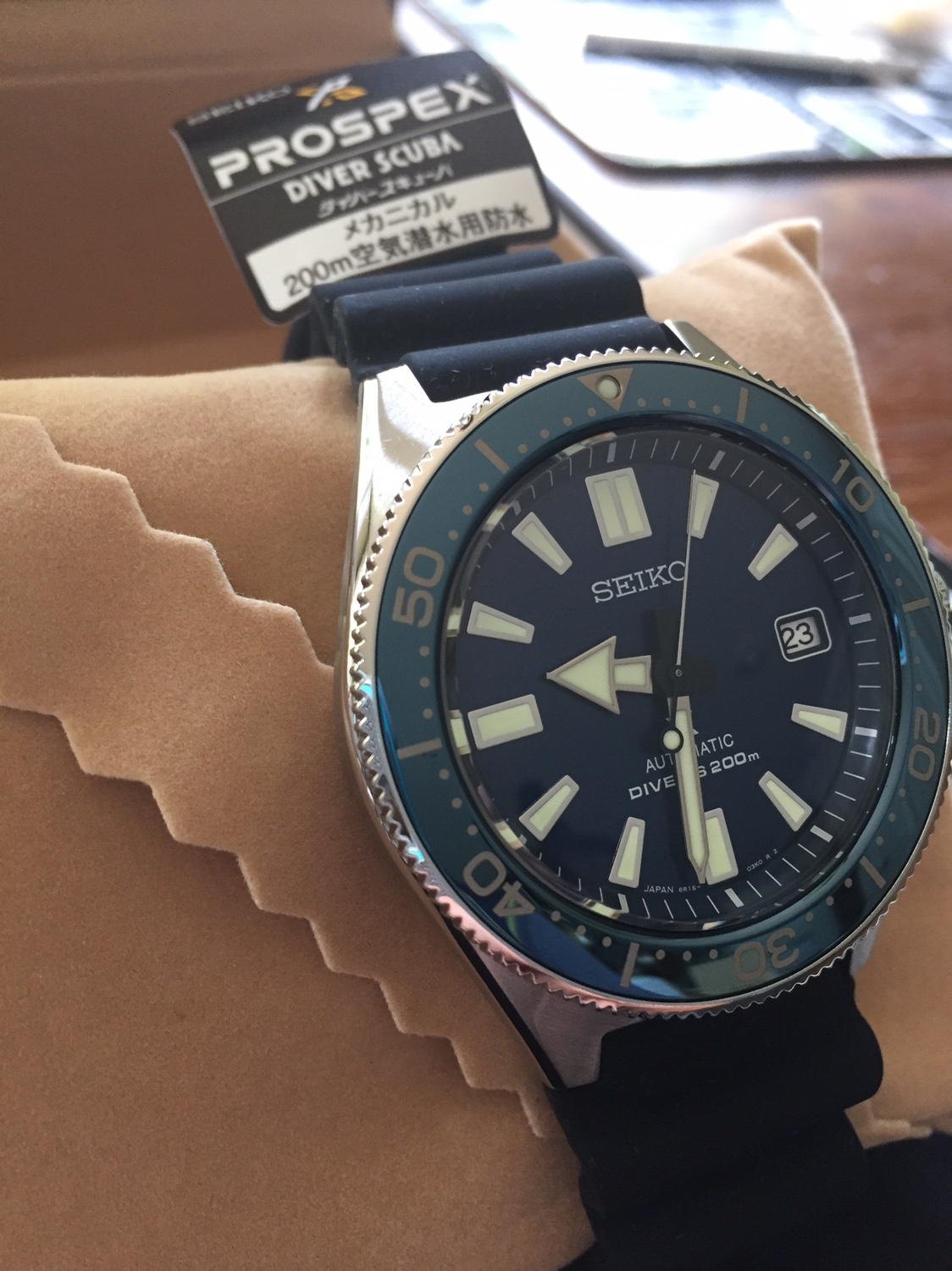 cf7aa6474b3 Re  As someone relatively new to watches